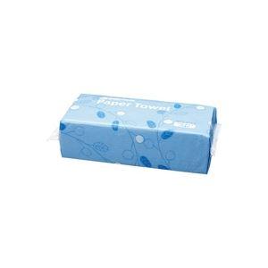 衛生用品 (まとめ買い)ジョインテックス ペーパータオル ソフトM 1個 N107J 【×70セット】