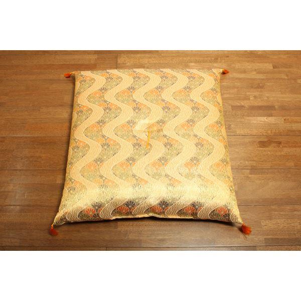 金襴 御前(仏前)座布団 『平泉』 約68×70cm