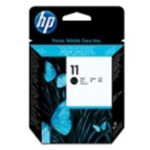 パソコン ブラック・周辺機器 PCサプライ・消耗品 C4810A インクカートリッジ 関連 HP HP プリントヘッド HP11 C4810A ブラック, 緑区:6782281e --- ww.thecollagist.com