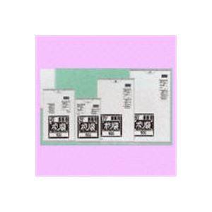 生活用品・インテリア・雑貨 (まとめ買い)日本サニパック ポリゴミ袋 N-93 透明 90L 10枚 【×10セット】