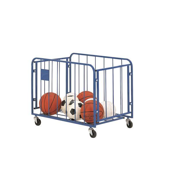 スポーツ・レジャー 生活日用品 雑貨 ボールカゴST900 B6285(バスケット・サッカーボール入れに)