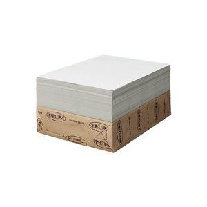 プリンター (まとめ買い)王子製紙 更紙 B4 1000枚入 苫更 【×9セット】