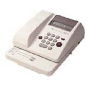 文房具・事務用品 関連 マックス 電子チェックライター EC-510 10桁