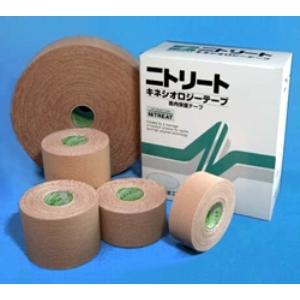 文具・オフィス用品 ニトリート キネシオロジーテープ(非撥水) NK-37 8巻