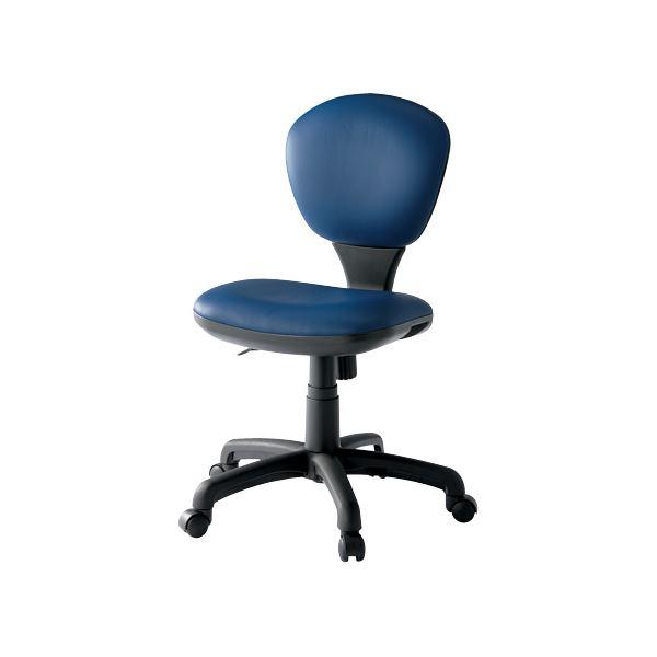 オフィス家具 オフィスチェア 高機能チェア 関連 生活用品・インテリア・雑貨関連商品 ジョインテックス 事務イス(オフィスチェア/OAチェア) C303J ネイビー