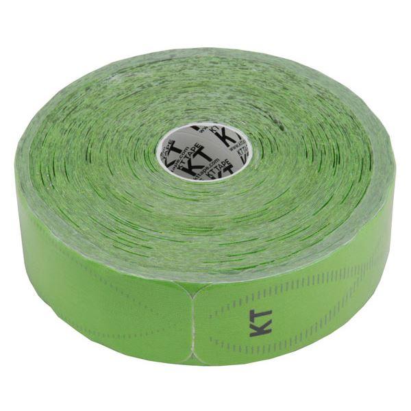 スポーツウェア・アクセサリー スポーツケア用品 テーピング 関連 KT TAPE PRO(KTテーププロ) ジャンボロールタイプ(150枚入り) KTJR12600 グリーン (キネシオロジーテープ テーピング)