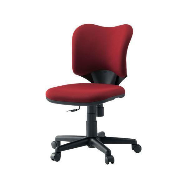 オフィス家具 オフィスチェア 高機能チェア 関連 プラス 事務イス(オフィスチェア/OAチェア) プロップ肘なし KC-A92SL RS