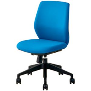 オフィス家具 オフィスチェア 高機能チェア 関連 レクチェ ローバック ブルー 【オフィスチェアー(OAチェア)】