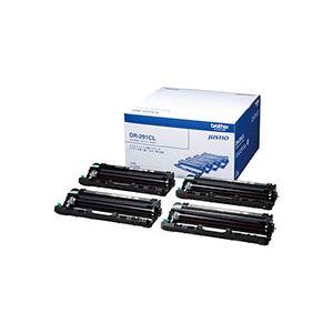 パソコン・周辺機器 HL-3170CDW用ドラムユニット 4個入パック(ブラック用1個・カラー用3個入)