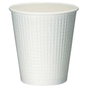生活用品・インテリア・雑貨 (まとめ買い)サンナップ エンボスカップホワイト 210ml 50個 【×7セット】