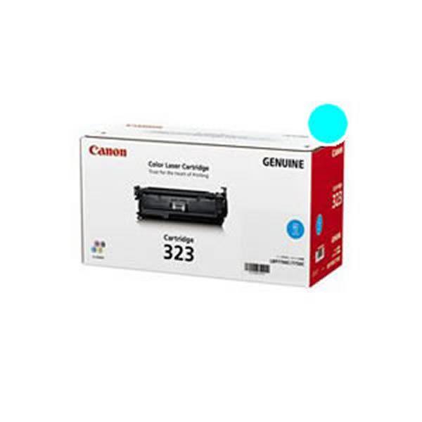 【純正品】キャノン(Canon) トナーカートリッジ323 C