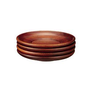 キッチン・食器 (まとめ買い)スマイル 玉渕茶托 5枚入 740808 【×3セット】
