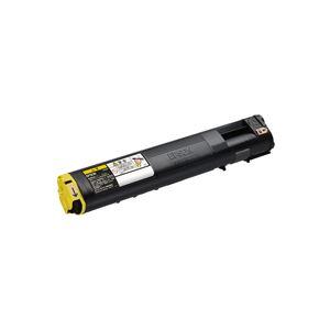 メーカー純正品 エプソン(EPSON) LPC3T21YV 環境推進トナー イエロー Mサイズ 6200ページ