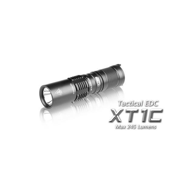 レジャー用品 関連商品 LEDフラッシュライト XT1C 【日本正規品】 USB接続充電式