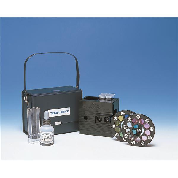 スポーツ用品・スポーツウェア TOEI LIGHT(トーエイライト) DPD残留塩素PH測定器1 B4260