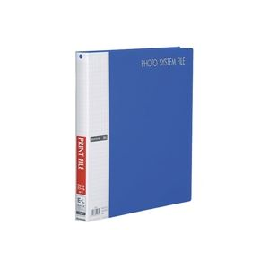 フジオカシ ファイル ブルー520712・バインダー 関連 クリアケース・クリアファイル 日用雑貨 関連 便利 日用雑貨 (まとめ買い)フォトシステムファイル ブルー520712【×20セット】, ズシシ:7954f74b --- saizenhc.com