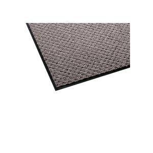 日用品雑貨 玄関マット ハイペアロン 屋内用 モスグレー 900×1800mm