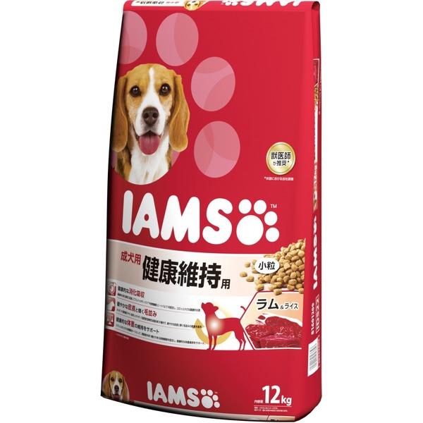 犬用品 ドッグフード・サプリメント 関連 P&G アイムス 成犬用 1~6歳 ラム&ライス 12kg【ペット用品】【犬用・フード】
