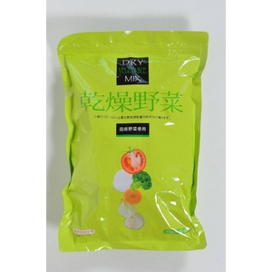 食品 野菜 きのこ 野菜 関連 備蓄用食品として、日常生活やレジャーにも  栄養そのまま凝縮保存食「乾燥野菜」(1袋:10g×10袋)【3個セット】