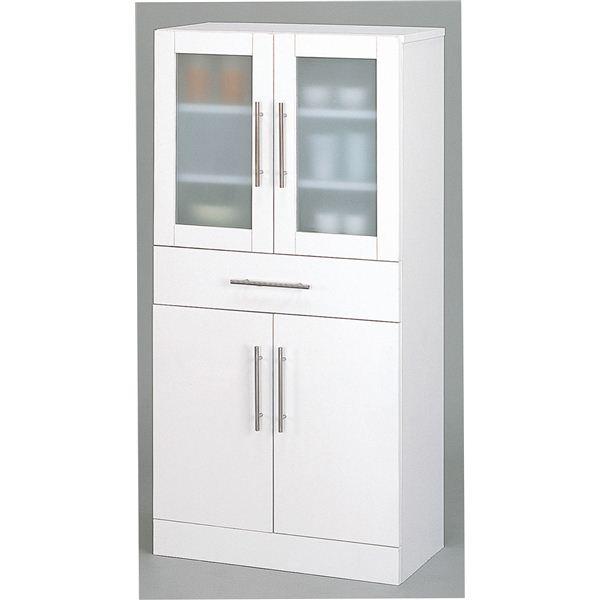 インテリア・家具 《スマートダイニング》 食器棚60-120 23463 【組立】