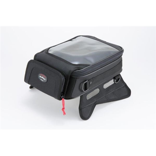 バイク用品 バッグ・ケース パニアケース・サイドボックス 関連 タナックス(TANAX) スラントタンクバッグM (ブラック)