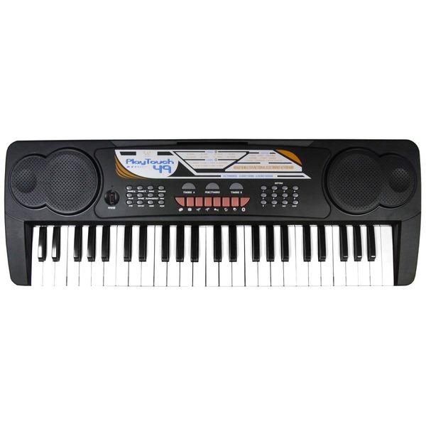 電子キーボード 49鍵盤 SR-DP02