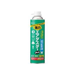 AV・デジモノ (まとめ)エアダスターPro 350ml 24本
