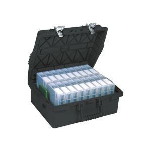 LTOテープ プロテクトケース ハードトレイ仕様 18巻収納