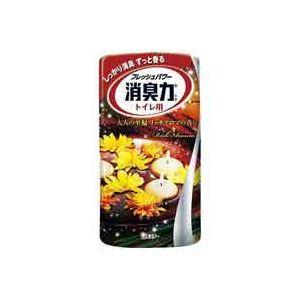 (まとめ買い)エステー トイレの消臭力リッチアロマの香り400mL 【×20セット】