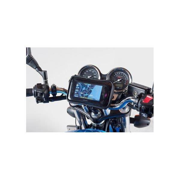 生活用品・インテリア・雑貨 タナックス(TANAX) MOTO FIZZ MF-4701 デジケースマウントセット(ハンドルタイプ)