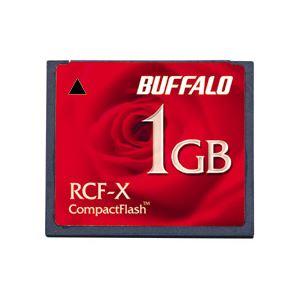 パソコン・周辺機器 関連商品 コンパクトフラッシュ 1GB RCF-X1GY 1枚