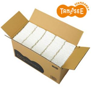 日用品雑貨 (まとめ)TANOSEE ポケットティッシュ(エコノミー) 500個入 ×3箱