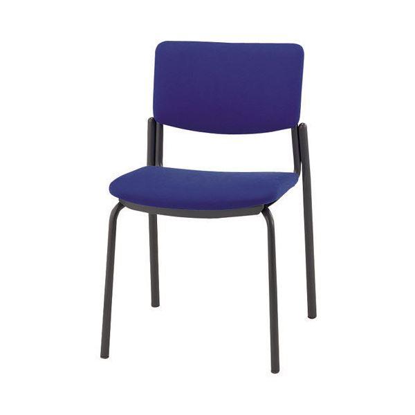 オフィス家具 オフィスチェア 会議用チェア 関連 サンケイ 会議イス CM350-MY ブルー