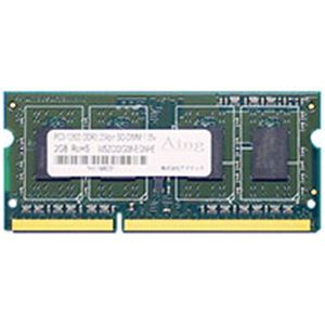 パソコン・周辺機器 DOS/V用 DDR3-1600 SO-DIMM 8GB