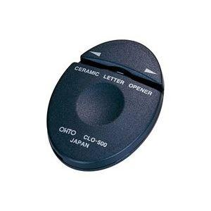 文房具・事務用品 関連 (まとめ買い)オート セラミックレターオープナーL&R CLO-500 【×10セット】