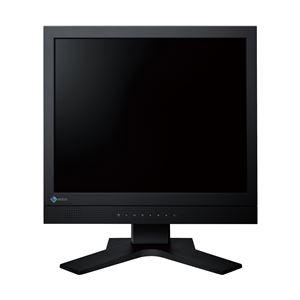 パソコン・周辺機器 ディスプレイ 関連 EIZO 43cm(17.0)型カラー液晶モニター DuraVision FDS1703 ブラック FDS1703-BK