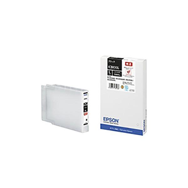 パソコン・周辺機器 PCサプライ・消耗品 インクカートリッジ 関連 【純正品】 EPSON(エプソン) ICBK93L ブラックインクカートリッジL