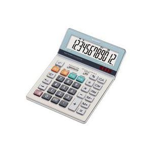 文具・オフィス用品 (業務用20セット) シャープ SHARP 大型電卓 EL-S752K-X 【×20セット】
