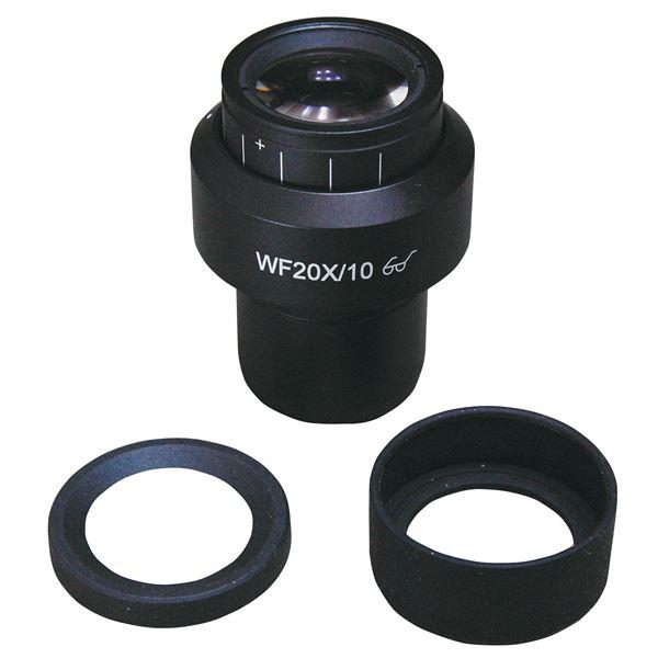 キッズ 教材 自由研究・実験器具 関連 【ホーザン】接眼レンズ L-546-20