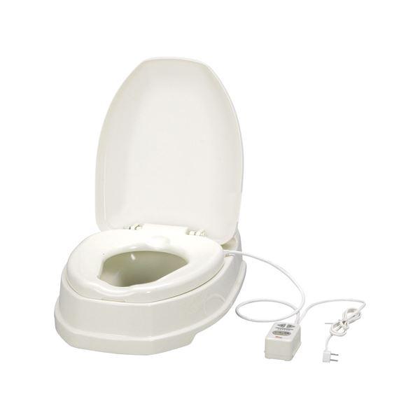 トイレ用品 アロン化成 据置型便座 サニタリエースOD<暖房便座>両用式 ノーマル 533-316