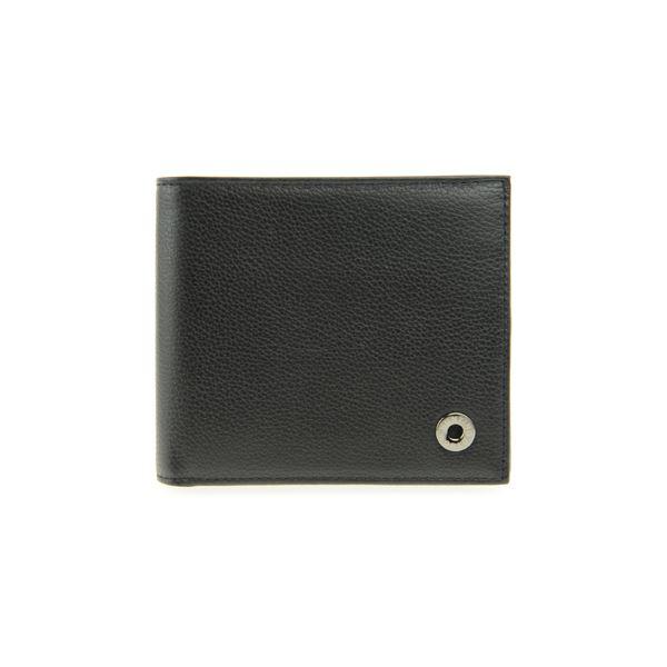 HUNTING WORLD (ハンティングワールド) 207-371 KASHGAR/BLK 二つ折り財布