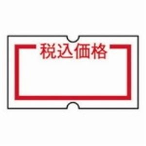 生活用品・インテリア・雑貨 (業務用30セット) ニチバン ラベル Sho-Han用 税込価格 10巻 【×30セット】