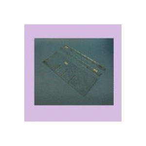 文具・オフィス用品 (業務用300セット) サカセ ビジネスカセッター 仕切板 A4-242用横 【×300セット】