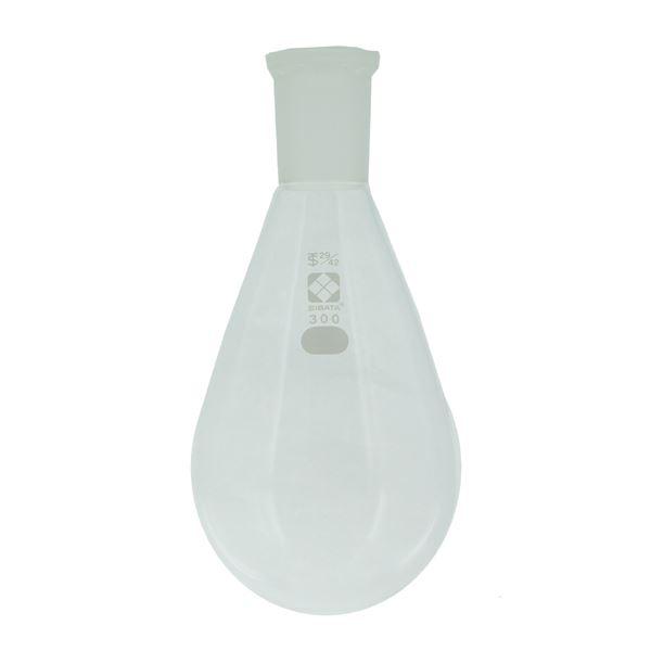 科学・研究・実験 関連商品 共通摺合なす形フラスコ 300mL