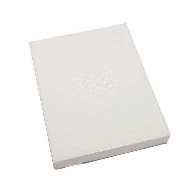 財布・ケース メンズ財布 関連 ファッション関連商品 Maison Margiela(メゾン マルジェラ) 2つ折小銭付き財布 S35UI0416 103 DIRTY WHITE