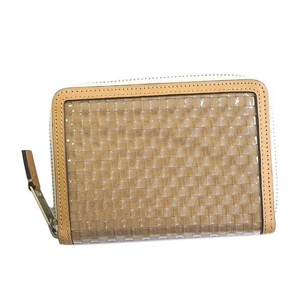 財布・ケース メンズ財布 関連 ファッション関連商品 Maison Margiela(メゾン マルジェラ) 2つ折小銭付き財布 S35UI0416 961 TRANSPARENT