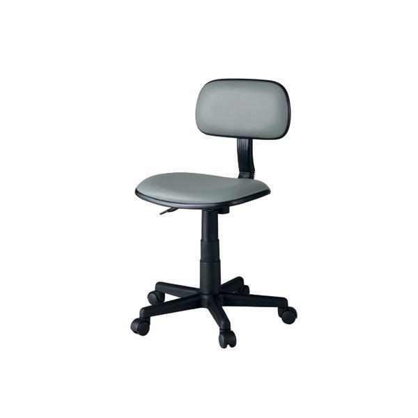 オフィス家具 オフィスチェア 高機能チェア 関連 事務イス C607PU GY グレー