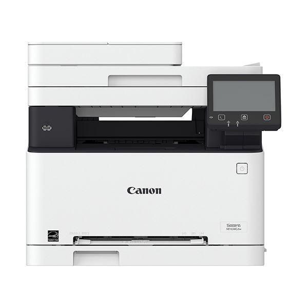 パソコン・周辺機器 プリンタ 関連 A4カラーレーザービームプリンタ複合機 Satera MF634Cdw 1475C006