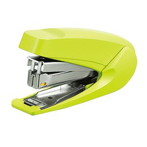 (まとめ) コクヨ ステープラ ラッチキス 20枚とじ 黄緑 SL-M72YG 1個 【×20セット】