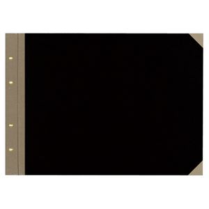 生活用品・インテリア・雑貨 (まとめ) コクヨ 綴込表紙A B4ヨコ 4穴 ツ-13-SP 1パック(1組2枚) 【×10セット】